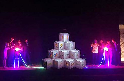 3D启动盒子